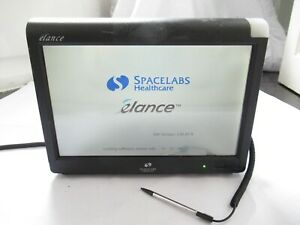 Spacelabs Elance 93300 Touch Colour Mobile Vital Signs Intensive Care Monitor Uk
