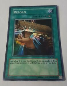 Yu Gi Oh Reload IOC 045 Unlimited Near Mint or Better. Super Rare Spell Card. $4.49