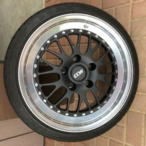 18 Ccw Lm 3 Piece Forged Wheels For Porsche