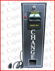 American Changer Ac300 Accepts 1