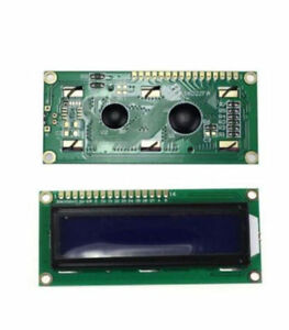 Hot Module For Arduino Screen Blue 1602a 5v Display Backlight With Lcd 1602 l80
