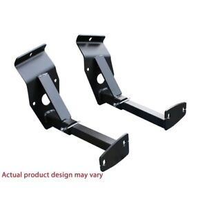 Torklift International T2303 Front Camper Tie Downs For 05 14 Toyota Tacoma New