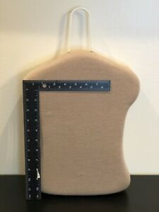 Child Size Toddler Size Small Torso Mannequin Fabric Covered Foam