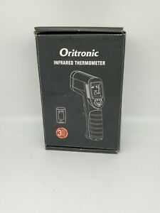 Oritronic Infrared Thermometer Non Contact Digital Laser Temperature Instnt Read