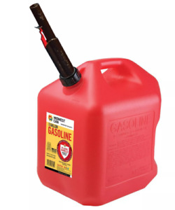 Gas Can 5 Gallon W Flame Shield Will Not Rust Best Price Free 3 Day Shipping