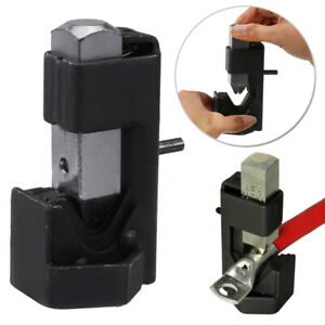 Battery Cable Hammer Crimper Wire Terminal Welding Lug Crimpings Tool Metal Use