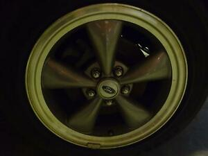 2005 2006 2007 2008 2009 Ford Mustang Alloy Wheel Oem 17x8 tire Not Included