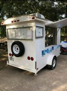Ready For Conversion 2006 Sno pro 5 X 10 Food Concession Trailer Used Traile