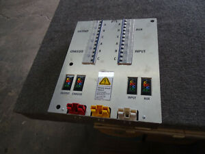 Pitney Bowes Mps aps Input Output Aux Chassis Y580027 Rev B