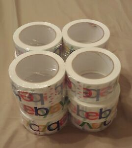12 Pack Rolls 2 X 75 Yards Classic Official Ebay Shipping Packaging Tape