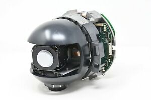 Ge Legend Idp 1301 Ptz Dome Camera Pan tilt With A Sony Fcb ex980 Zoom Camera