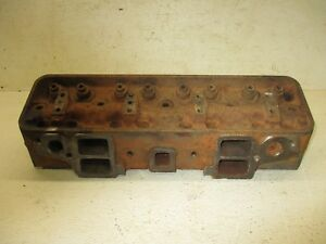 60 61 62 Ford Galaxie Mercury Edsel 292 Y Block Engine Motor Cylinder Head