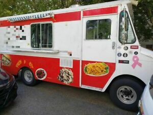 Chevrolet P30 Turnkey Ready Mobile Kitchen Food Truck For Sale In Virginia