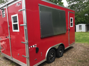 2019 8 X 17 Pizza Concession Trailer Mobile Pizzeria For Sale In Connectic