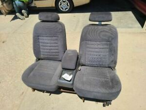 1986 Thunderbird Front Seats With Center Console 685600