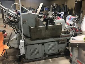Cincinnati 2 Centerless Grinder Ea Type om Conversion