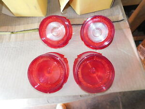 1965 Chevy Biscayne Tail Light Set