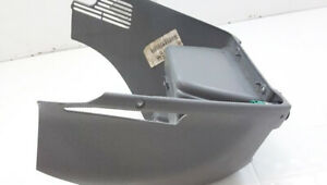 Center Floor Console Cubby Gray Chrysler Town Country 05 Oem