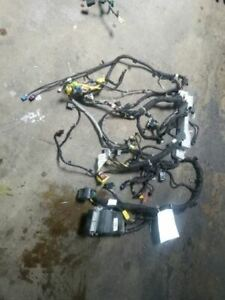 2012 12 Chevrolet Cruze Lt 1 4l At Dash Wire Wiring Harness W Junction Box