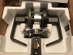 Schlage Storeroom Lever Lock Al80pd Sat 613 Brand New Old Stock Never Used