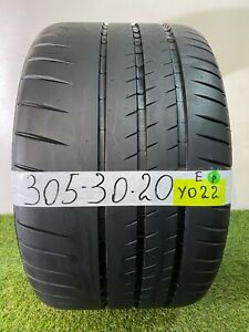 305 30 20 103y Used Tire Michelin Pilot Sport Cup 2 74 7 4 32nds Y022