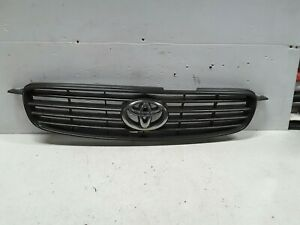 Genuine Toyota Corolla Hatchback Radiator Grille 1998 To 2001 Ae112