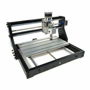 Cnc 3018 Pro Diy Router 30 18cm Laser Milling Engraving 2in 1 Cutting Machine Us