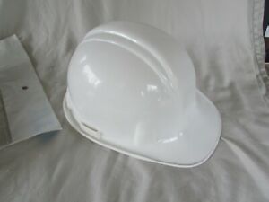 Norton Hard Hat New Vintage Made In Usa Model 410p Ansi Standards Class A