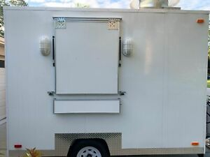 Fully Permitted 2019 7 9 X 10 Kitchen Food Concession Trailer For Sale In Flor