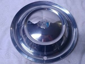 1950s Oldsmobile Hubcaps Original 15 Wheel Cover Very Good