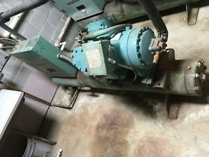 Carrier Carlyle Air Conditioning Condensing Unit 07e Brainerd Compressor 06e