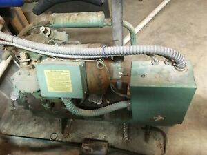 Carrier Carlyle Air Conditioning Water Cooled Condensing Unit 07d