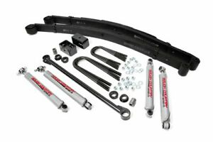 Rough Country 3 Lift Kit Fits 2000 2005 Ford Excursion 4wd N3 Shocks