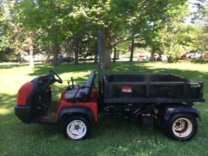2013 Toro Workman Hdx d Utility Vehicle