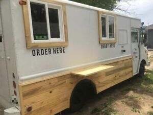 Vintage 1976 Chevrolet P 30 Step Van Coffee Truck Ready To Roll Mobile Cafe Fo
