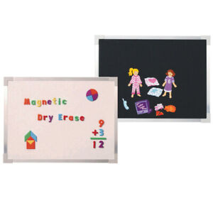 Magnetic Dry Erase flannel Board