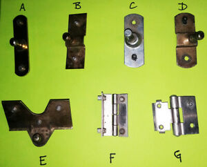 One Used Ball Joint Or Hinge For Thule Or Yakima Roof Box Cargo Carrier