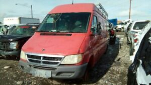 Heater Core Front Fits 02 06 Sprinter 2500 5113169