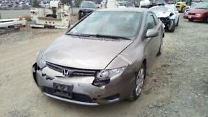 Rear Spoiler Coupe Fits 06 11 Civic 6147728