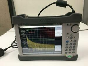 Anritsu Sitemaster S331e Cable Antenna Analyzer