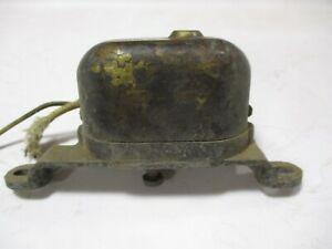 Vintage Electric Cleaner Model A Ford Hot Rod Electric Windshield Wiper Motor