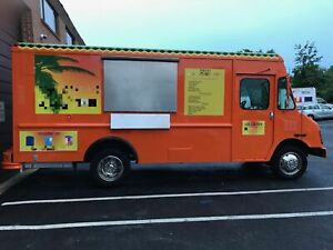 2000 Chevrolet 18 Step Van Kitchen And Catering Food Truck For Sale In Maryland