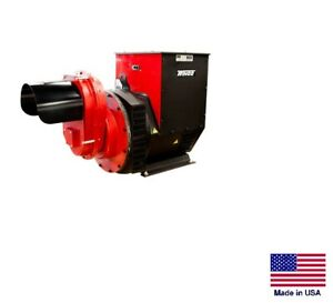 Generator Pto Powered Brushless 346 600v 3 Ph 1000 Rpm 120 000 Watt