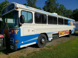 2002 42 Bluebird Bus Kitchen Food Truck Bustaurant With Restroom For Sale In