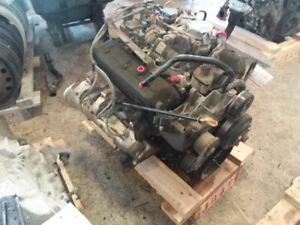 Engine 13 Chevy Silverado 1500 4 3l Vin X 8th Digit Opt Lu3 1836449