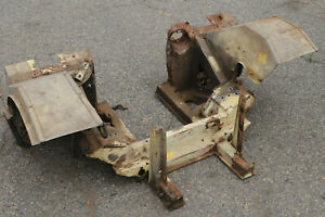 Mg Midget Sprite Bugeye Front Frame Section From A 69