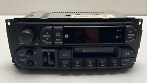 1999 2001 Oem Dodge Chrysler 300m Town Country T C Jeep Cassette Radio 300