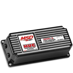 Msd Ignition 6631 6hvc l Ignition Controller