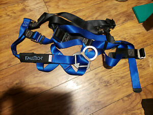 Falltech Construction Harness Size Universal Fall Safety Harness
