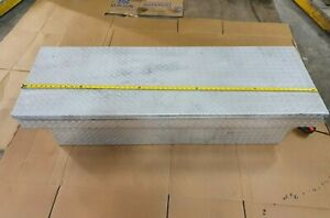 Large Truck Bed Rail To Rail Aluminum Tool Box
